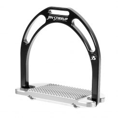 Jin Stirrup Kinko Stirrups - Black