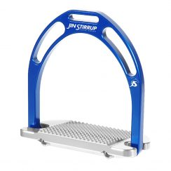 Jin Stirrup Kinko Stirrups - Blue