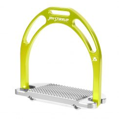 Jin Stirrup Kinko Stirrups - Lime